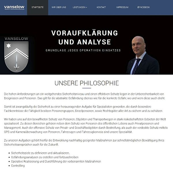 Vanselow Security & Consulting